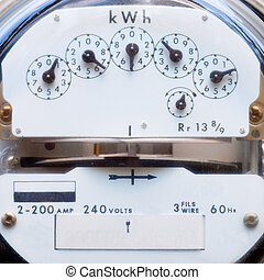 Electric power meter