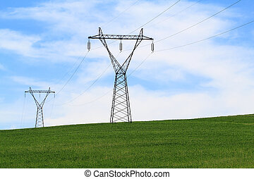 Electric Power Transmission Lines