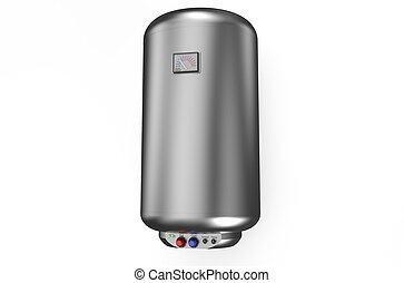 Electric silver boiler, water heater 2