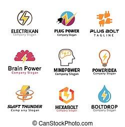 Electric Symbol Illustration