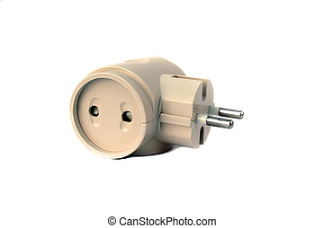electric t-joint isolated