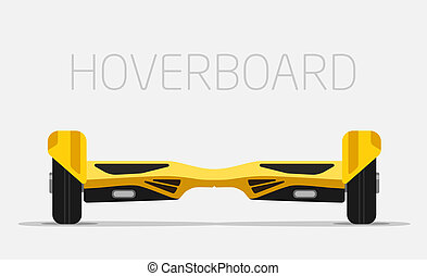Electric two Wheels Balance Board. Hoverboard