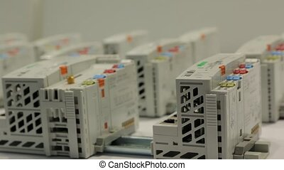 Electric Wiring Controllers