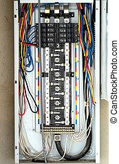 Electrical Breaker Box