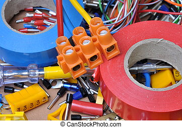 Electrical component kit