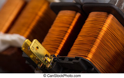 Electrical copper transformers