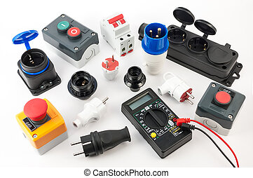 Electrical equipment and tools