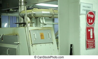 Electrical Equipment For Manufacturing Edible Fats in The ...