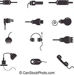 electrical equipment icon - electrical equipment ,...