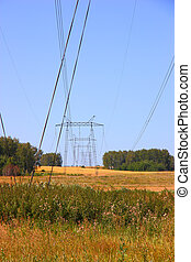 electrical grid near field