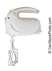 Electrical hand mixer