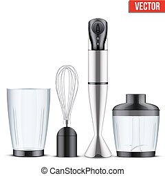 Electrical Immersion Hand Blender