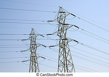 Electrical Lines - High power electrical lines
