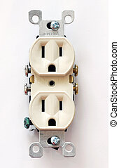 electrical outlet - 120 volt electrical north american...