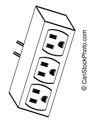 electrical outlet adapter