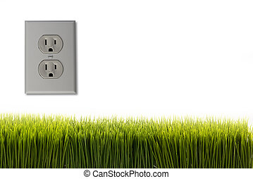 Electrical Outlet.