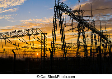 Electrical pylon - energy