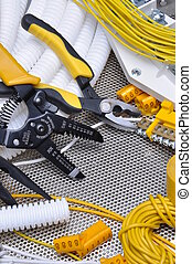 Electrical tools and components - Tools and component for ...