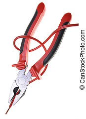 Electrical tools, pliers