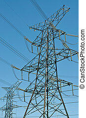 Electrical Transmission Towers (Electricity Pylons)