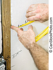 Electrical Wiring In Insulation