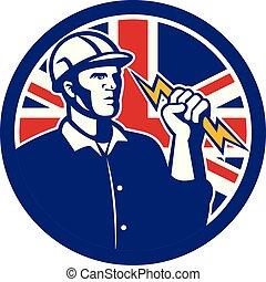 electrican-lightning-bolt CIRC GR UK-FLAG