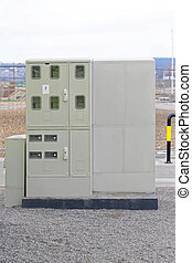 Electricity Cabinet