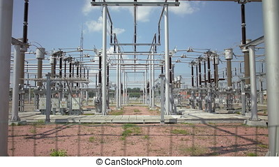 Electricity power station