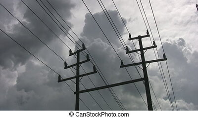 Electricity.