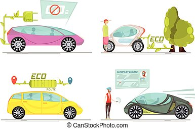 Electro Car Concept