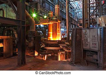 Electroarc furnace