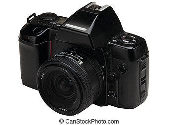 Electronic, 35mm, Camera
