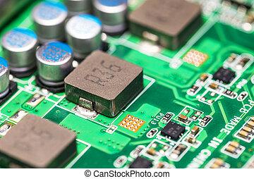 Electronic circuit board PCB