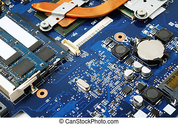 electronic circuit macro