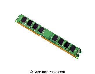 Electronic collection - computer random access memory (RAM)...