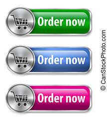 Electronic commerce web elements