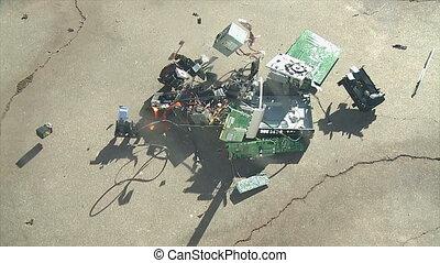 Electronic Components Crash