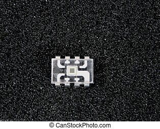 Electronic components and parts for circuits and other...