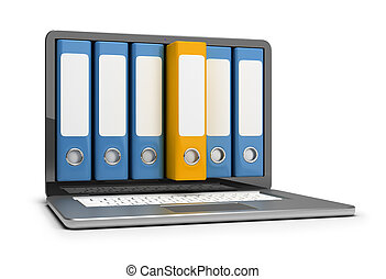 electronic data file archive