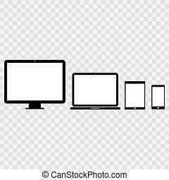 Electronic devises set