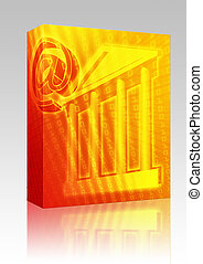 Electronic government box package - Software package box...