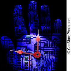 Electronic Hand