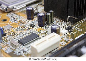 Electronic scheme