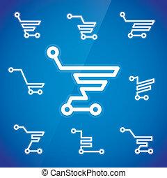 Shopping Cart Symbols