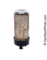 Electronic vacuum lamp