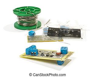 Electronics design engineering