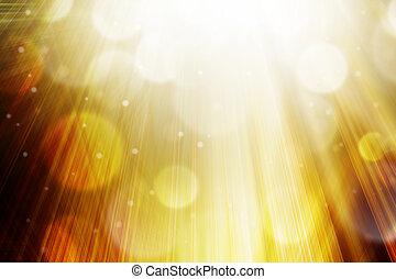 Elegance blurred Lights on colorful background.