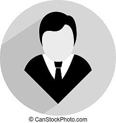 elegance man symbol