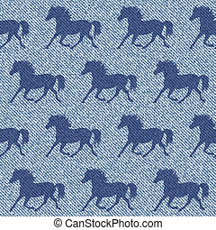 eans background. - Elegance seamless pattern with denim...