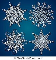 Elegance Snowflake